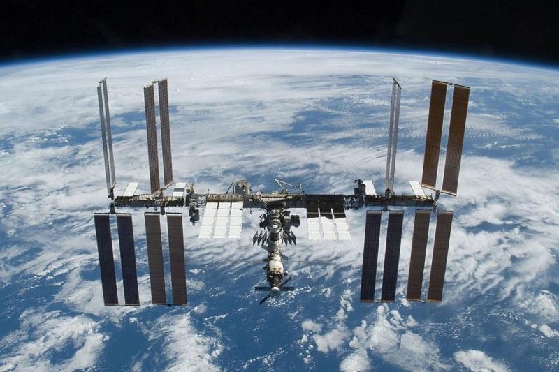 ساخت اولین فیلم در ایستگاه فضایی