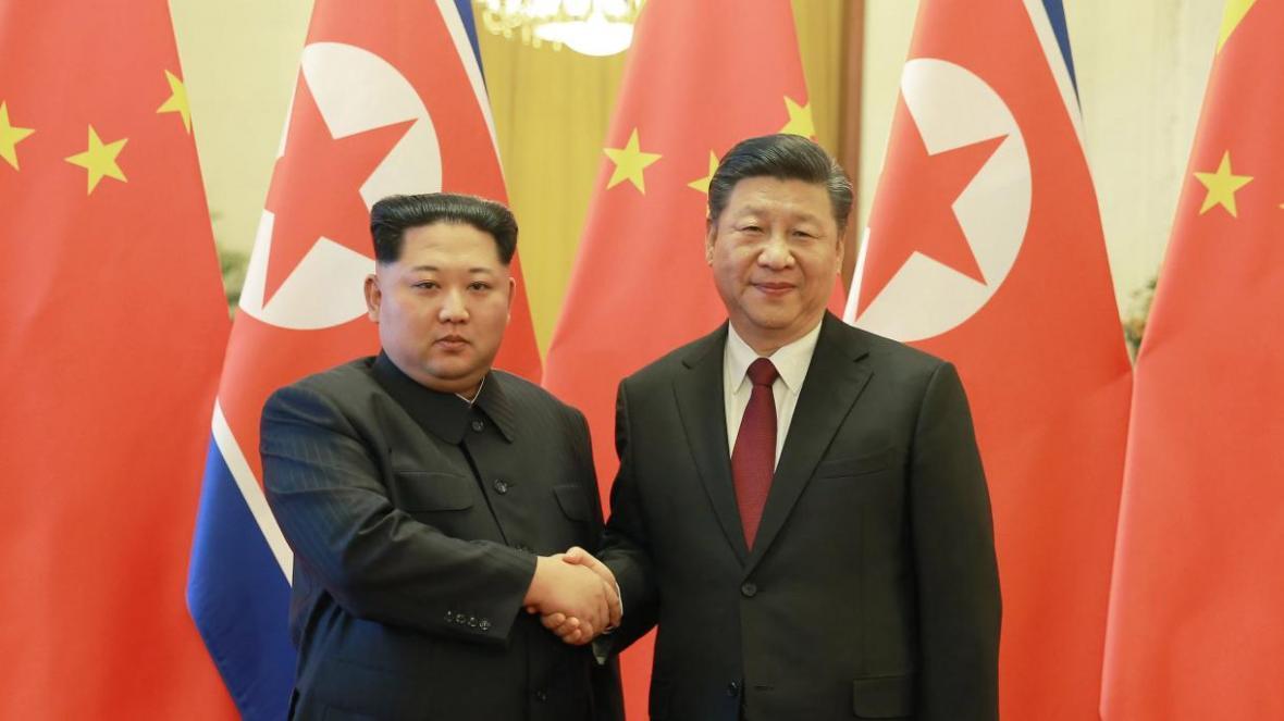 پیغام تبریک کیم جونگ اون به شی جین پینگ برای پیروزی بر کرونا