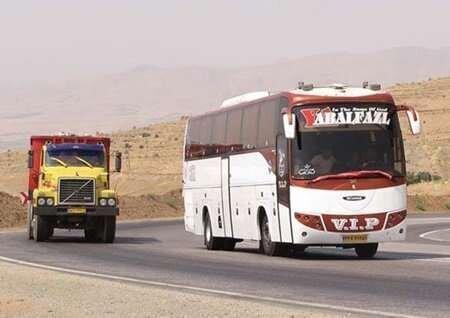امکان نوسازی ناوگان مینی بوس و اتوبوس بین جاده ای نیست
