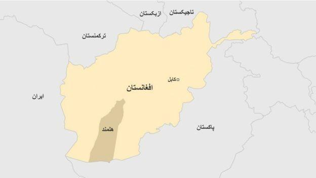 کمیسیون مستقل حقوق بشر افغانستان: عامل تلفات غیرنظامیان در هلمند نیروهای دولتی هستند