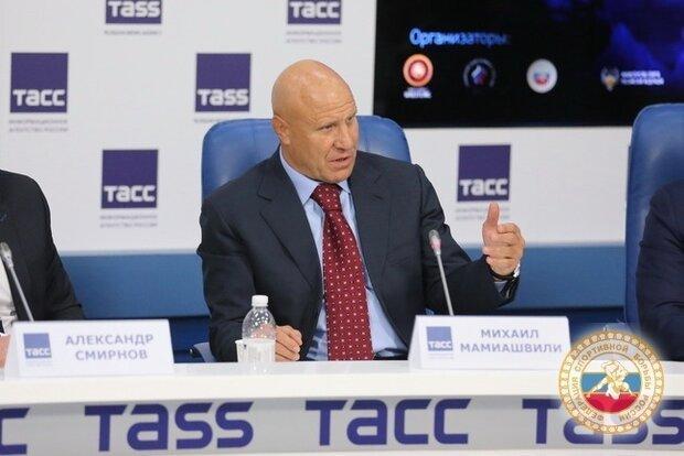 رقابت های کشتی آزاد قهرمانی روسیه به تعویق افتاد