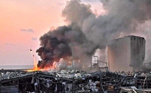 شمار کشته های انفجار بیروت به 158 نفر رسید