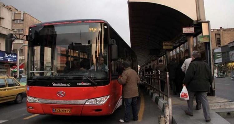 اتفاق وحشتناک در ایستگاه ونک؛ بی آرتی باعث مرگ یک مسافر شد