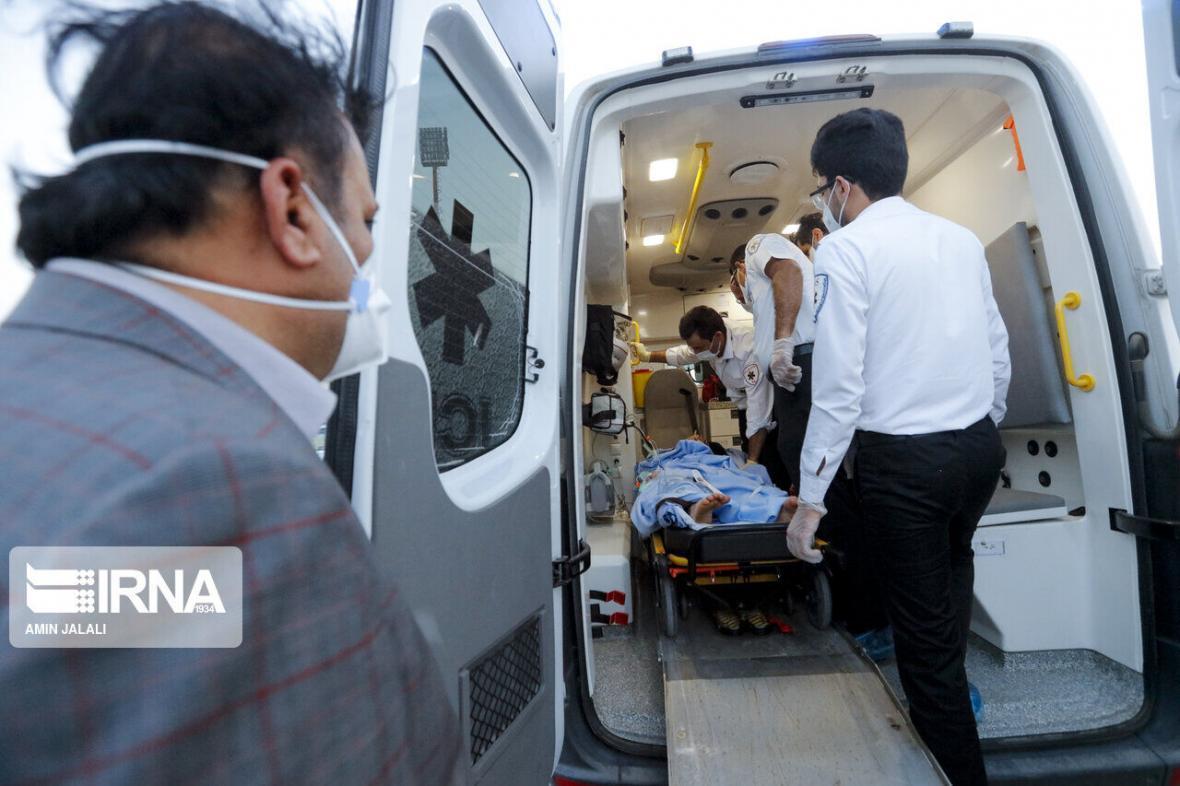 خبرنگاران سانحه رانندگی در جیرفت 2 کشته برجا گذاشت
