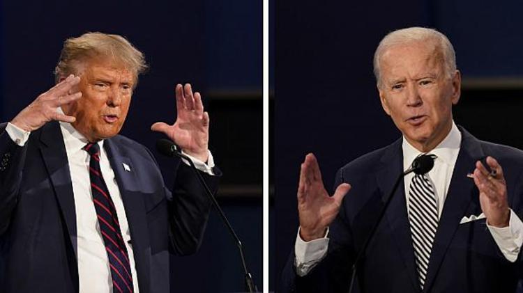 ترامپ: در مناظره به آسانی بر بایدن پیروز شدم