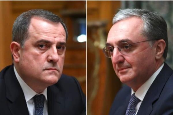 وزرای خارجه جمهوری آذربایجان و ارمنستان به آمریکا می فرایند