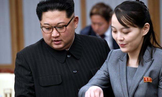 خواهر رهبر کره شمالی به واشنگتن می رود؟، واکنش سئول