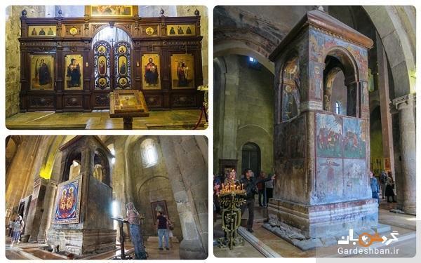سوتیتسخولی متسختا ؛کلیسای معروف تفلیس، عکس
