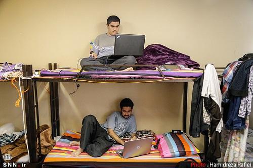 شرایط اسکان در خوابگاه های دانشگاه خواجه نصیر برای نیمسال دوم اعلام شد