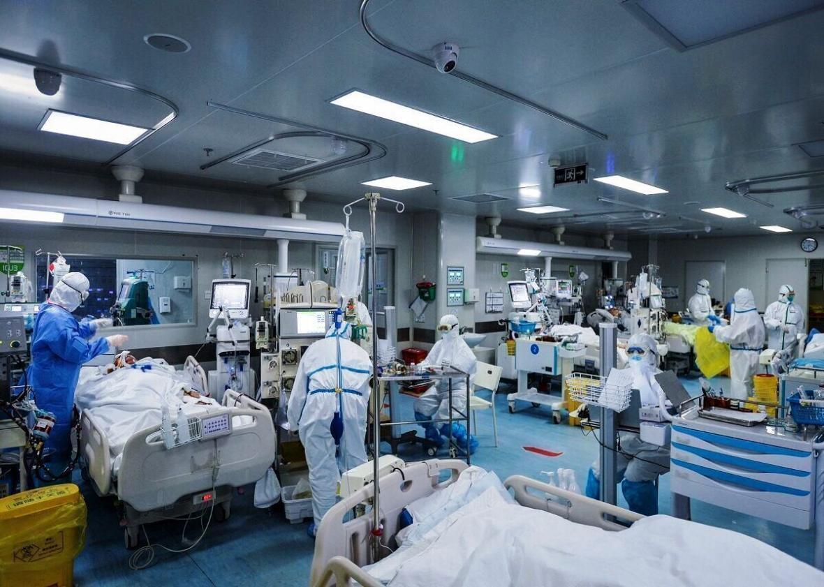خبرنگاران 248 مبتلا به ویروس کرونا در شاهرود بستری هستند