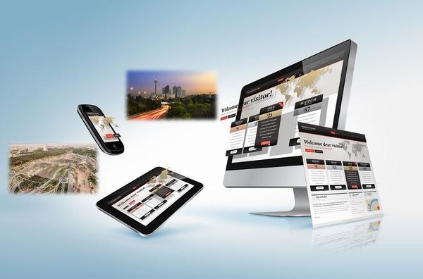 طراحی سایت در تهران به صورت ریسپانسیو