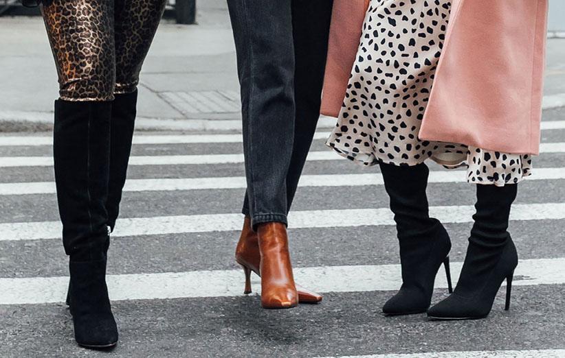 انواع مدل بوت زنانه را چطور بپوشیم؟