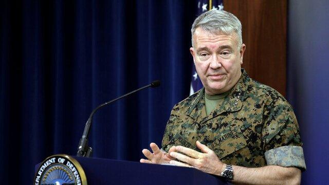 کنت مکنزی: بغداد خواستار تداوم حضور آمریکا در عراق است