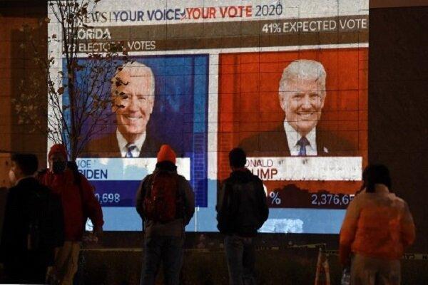 واکنش ترامپ به نتیجه بازشماری آرا در جورجیا