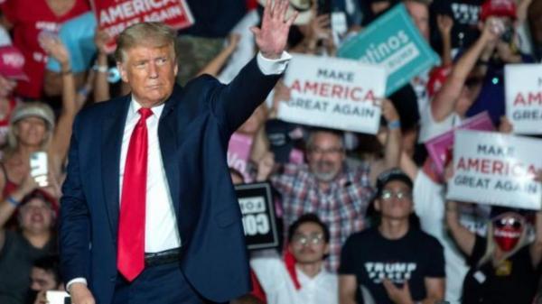 ترامپ به امارات فرار می نماید؟