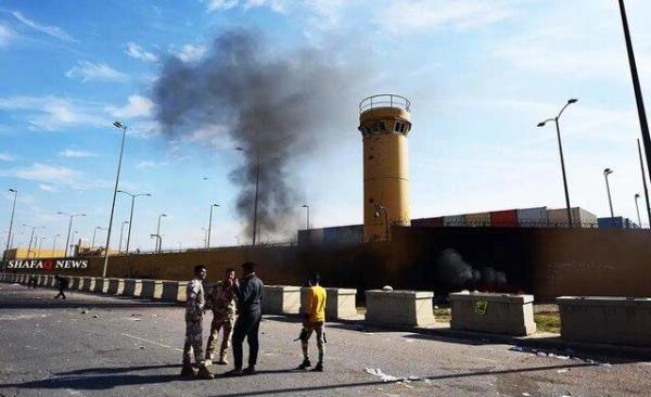 آکسیوس: واشنگتن در حال آنالیز تعطیلی سفارت خود در بغداد است