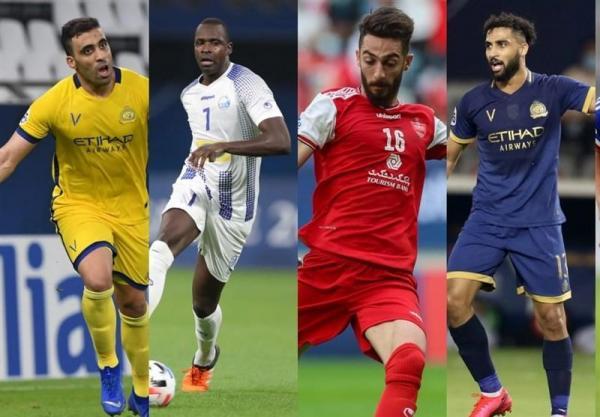 رقابت عبدی با دیاباته برای عنوان بهترین گل لیگ قهرمانان آسیا