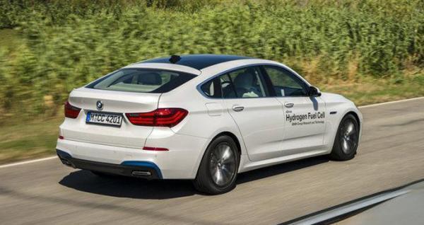 BMW خودروی هیدروژنی پیل سوخت خود را عرضه می نماید