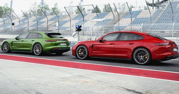 پورشه پانامرا GTS مدل 2019 رونمایی شد