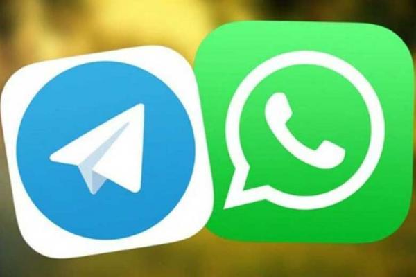 اکنون می توانید چت های واتساپ را به تلگرام منتقل کنید