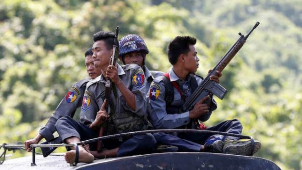 کودتا در میانمار، آنگ سان سوچی بازداشت شد