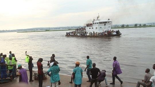 واژگونی قایق در کنگو 60 کشته برجا گذاشت