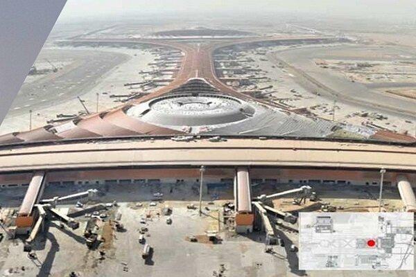 حملات سنگین به جده عربستان، فرودگاه همچنان تعطیل است