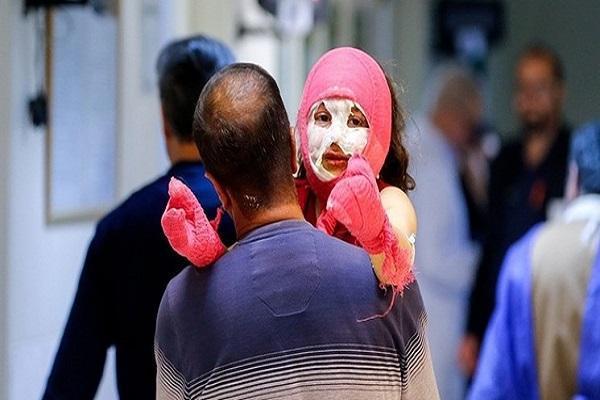 مصدومیت 1468 نفر با مواد محترقه، چهارشنبه سوری 9 قربانی گرفت