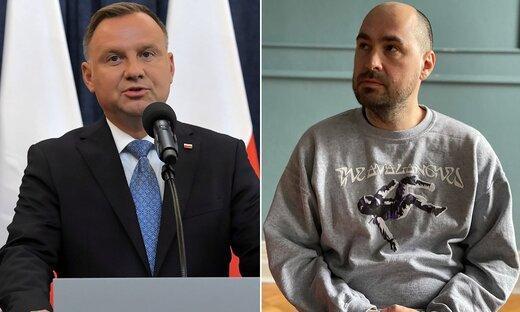 سه سال زندان برای احمق خطاب کردن رئیس جمهور لهستان
