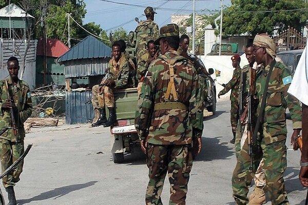 45 تروریست الشباب در سومالی کشته شدند
