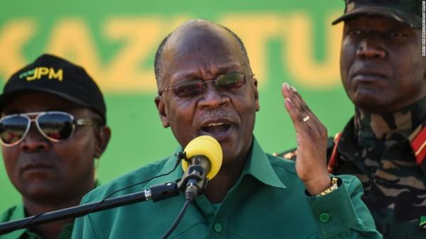 رییس جمهوری تانزانیا درگذشت