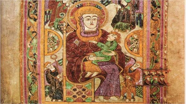 مشهورترین نسخه خطی قرون وسطایی دنیا