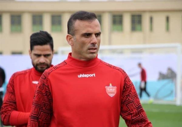 سیدجلال حسینی: مسابقات شرایط خاصی دارد، طرفداران مثل همواره ما را دعا نمایند
