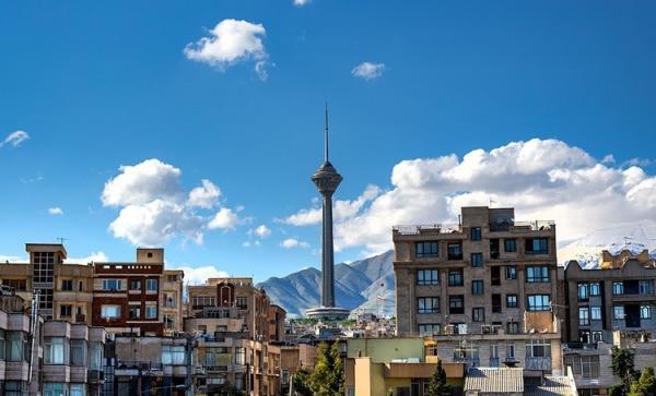 شاخص کیفیت هوای تهران پنجشنبه 26 فروردین 1400