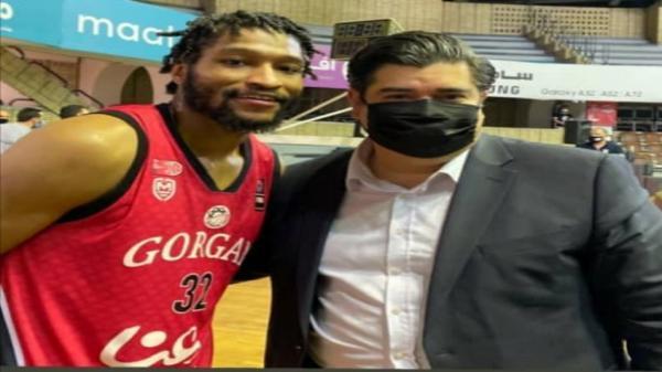تبریک اینستاگرامی سالار عقیلی در پی قهرمانی تیم بسکتبال شهرداری گرگان