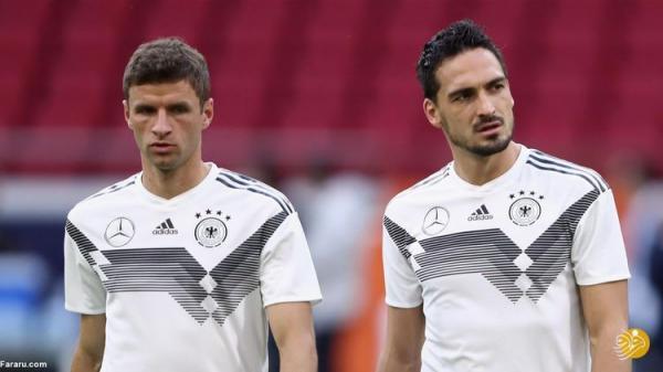 دو ستاره قدیمی به تیم ملی آلمان برگشتند