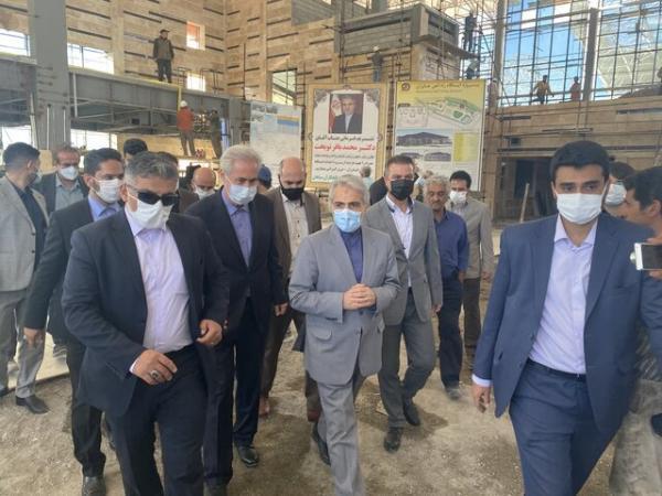 تخصیص 150 میلیارد تومان برای تکمیل راه آهن میانه-تبریز