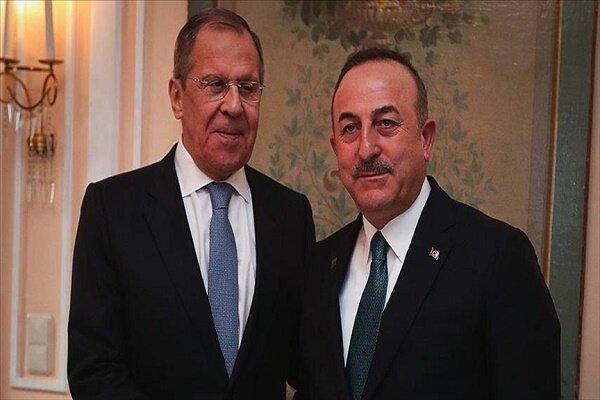 وزرای خارجه روسیه و ترکیه در آنتالیا ملاقات خواهند کرد