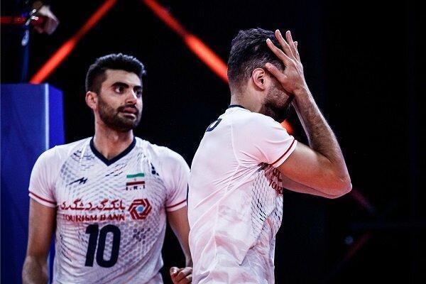 برنامه روز دوم لیگ ملت های والیبال، سه ملی پوش ایران در ایزوله