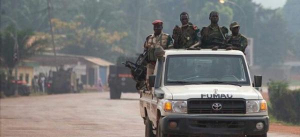 اتهام به نیروهای روسیه در جمهوری آفریقای مرکزی