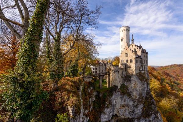 شگفت انگیزترین مکان های آلمان را بشناسید