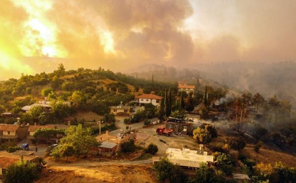 چرا پ ک ک ترکیه را به آتش کشید؟