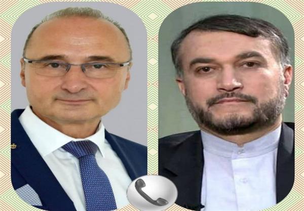 امیرعبداللهیان: آمریکا باید بداند تنها با زبان احترام می تواند با ملت ایران صحبت کند