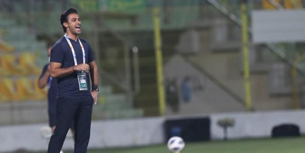 فرهاد مجیدی: من مقصر شکست هستم، بازیکنانم تمام تلاششان را کردند