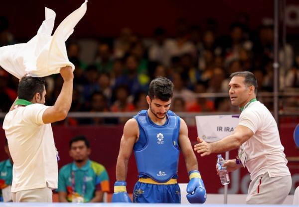 آهنگریان: غیبتم در WWF به خاطر شرایط وزنی مسابقات بود، تنها هدفم طلای دوم بازی های آسیایی است
