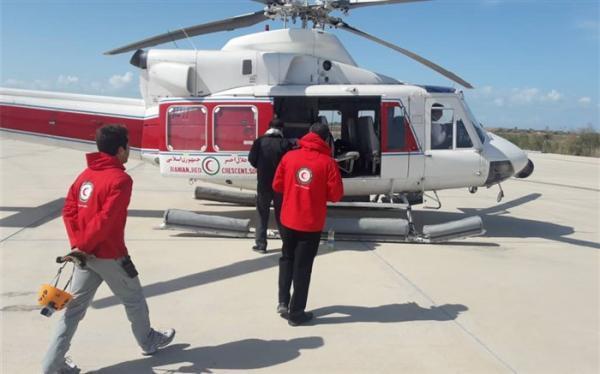 امدادرسانی به 389 حادثه دیده در 72 ساعت گذشته