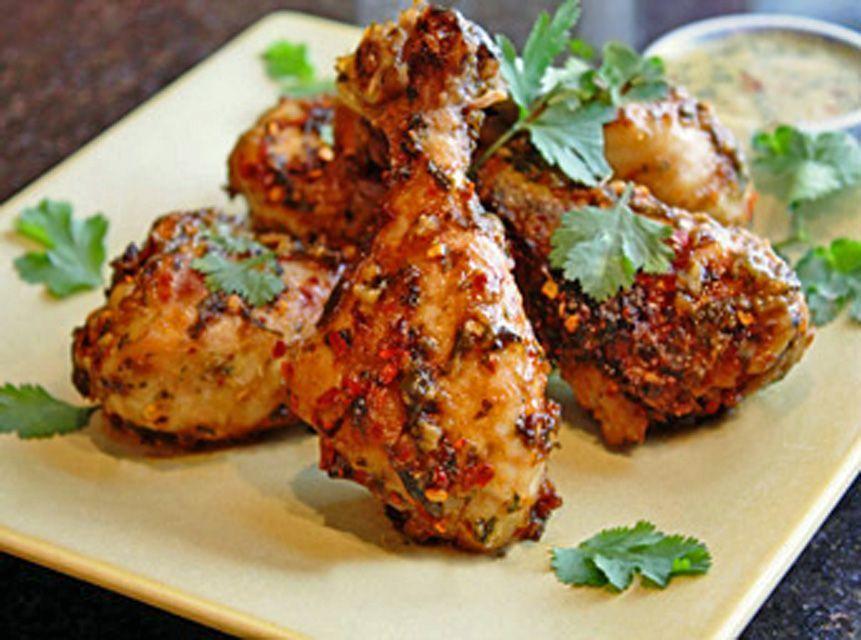 کباب مرغ به سبک تایلندی