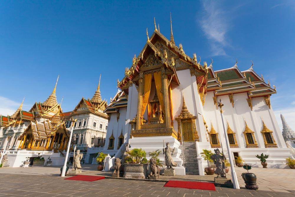 مجموعه گرند پالاس در تایلند