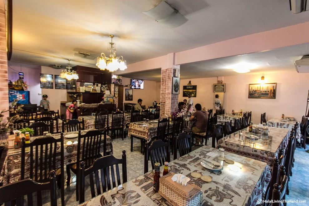 رستوران های ایرانی در بانکوک