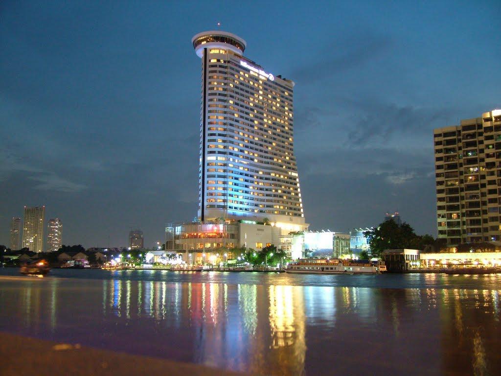 هتل 3 ستاره میلینیوم هیلتون در بانکوک